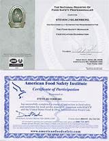 Government Waste Management: Food Manager Certification ...