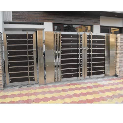 Front Gate Designs For Indian Homes Cheap House Front Design Indian