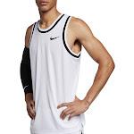 Nike Dri-FIT Classic Basketball Jersey - White/Black