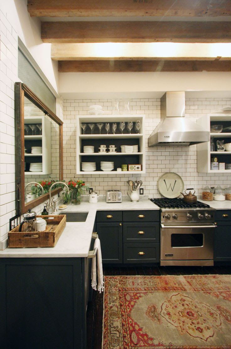 Unconventional Kitchen Ideas InteriorHolic com