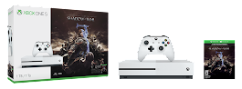 Xbox One S Shadow Of War Bundles Arrives October 10