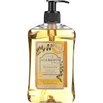 A La Maison Soap, Liquid, for Hand & Body, Honeysuckle - 16.9 fl oz