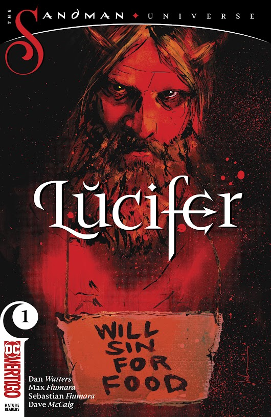 Vertigo Comics Reviews: Lucifer #1