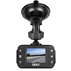 Papago Geko E1008G E100 Dash Cam with Night Vision - 1080p - Black