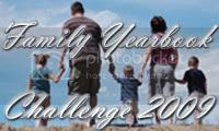 Family Yearbook Challenge 2009