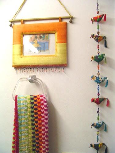 bathroom wall 2