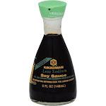Kikkoman Less Sodium Soy Sauce - 5 fl oz bottle
