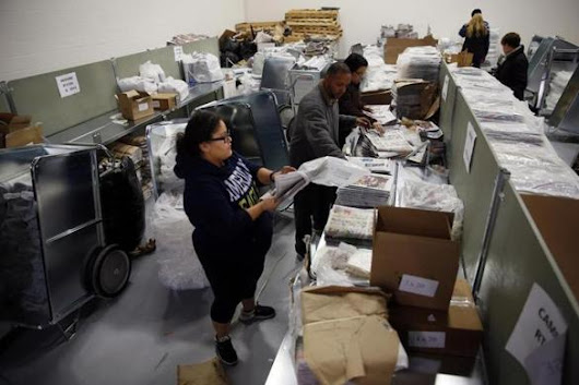 Delivering a newspaper, it's a tough business - The Boston Globe