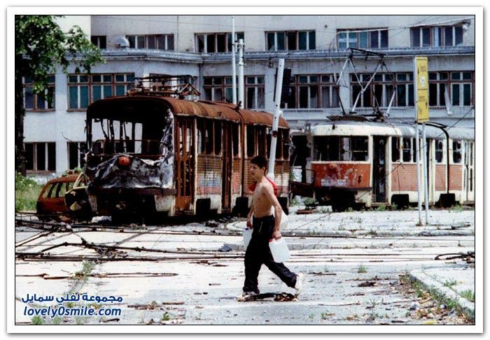 صور وفيديو: قصة حرب البوسنة الأخيرة و20 عاما منذ انتهاء حرب البوسنة