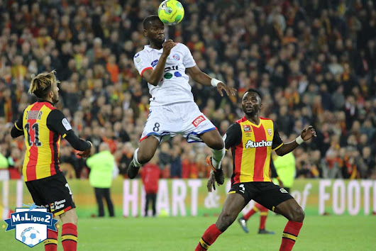 Lens-Strasbourg (1-1), les notes - MaLigue2