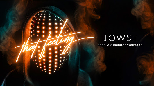 New single released from JOWST feat. Aleksander Walmann – loved by Eurovision competitors