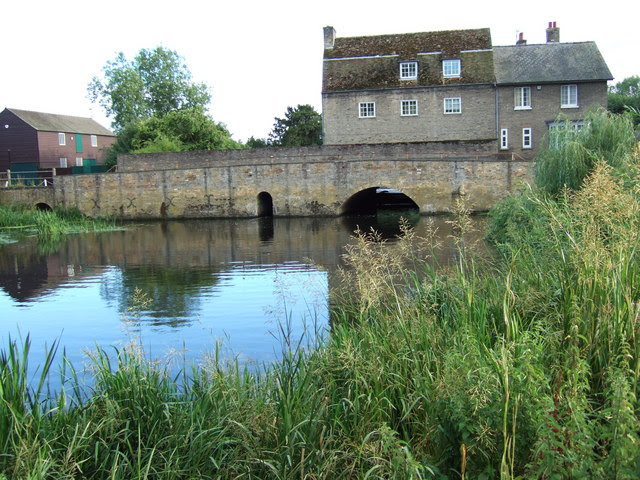 File:River Cam at Grantchester - geograph.org.uk - 808244.jpg
