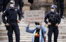 Thousands gather for Black Lives Matter rallies in Australia