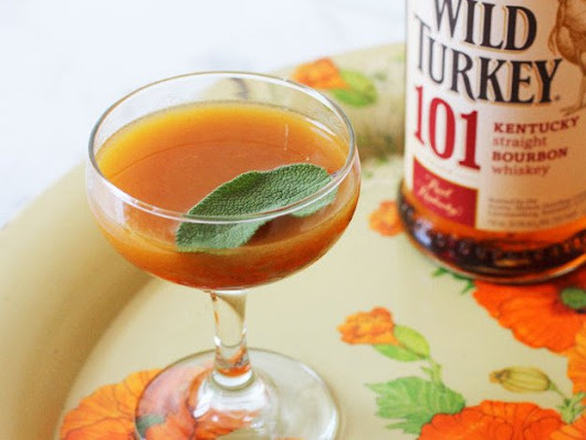 "Wild Turkey on Twitter: ""Keep things bold this Halloween with a Turkey & Sage cocktail:  via @SeriousEats """