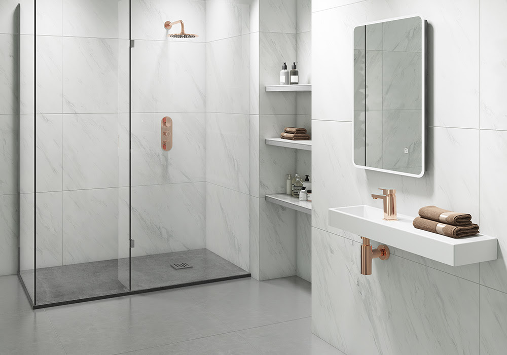 The Design Trends of 2018 - The Bathroom Company