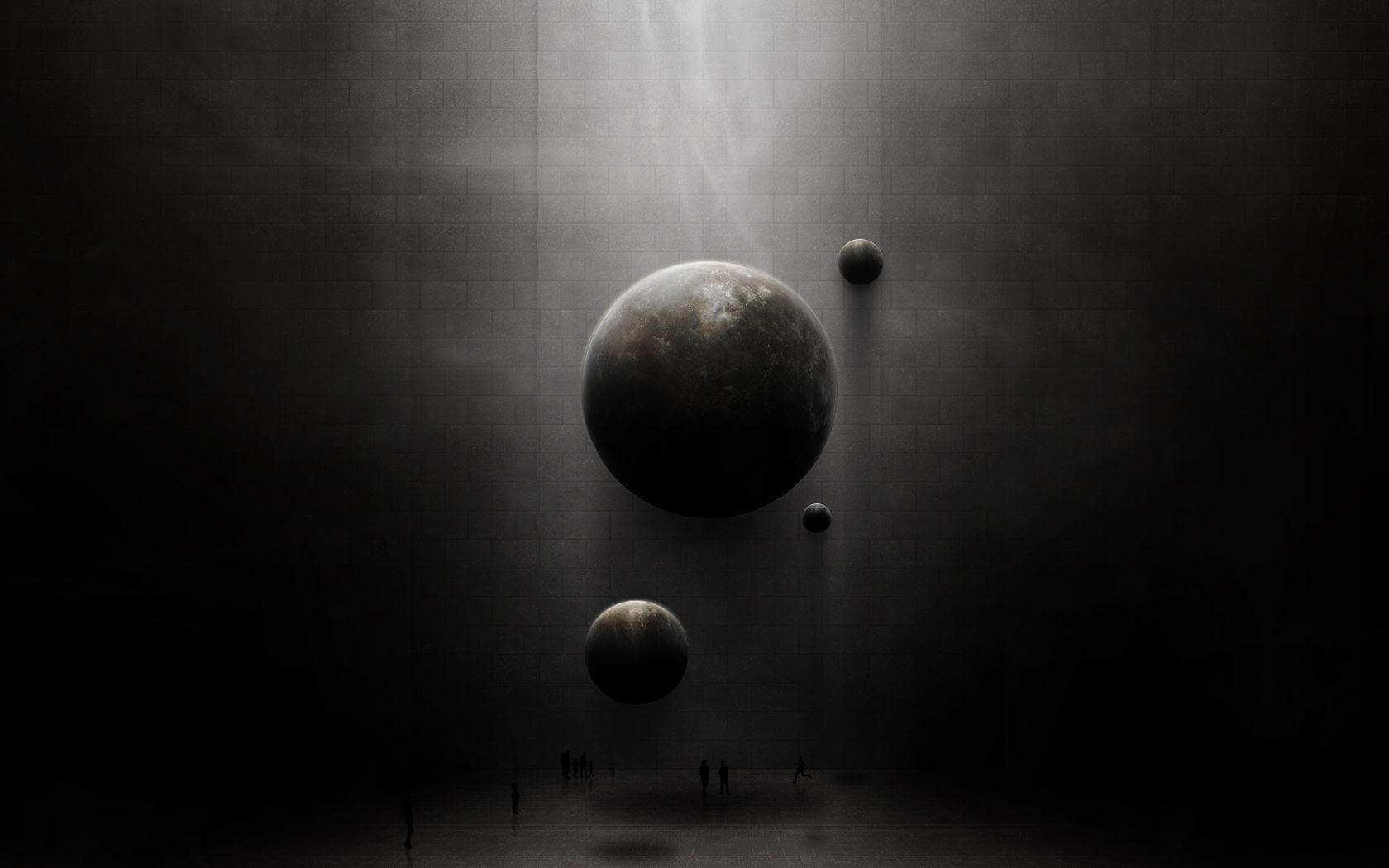 Download 500 Wallpaper Dark Abstract  Terbaru