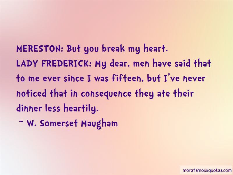 You Break My Heart Quotes Top 52 Quotes About You Break My Heart