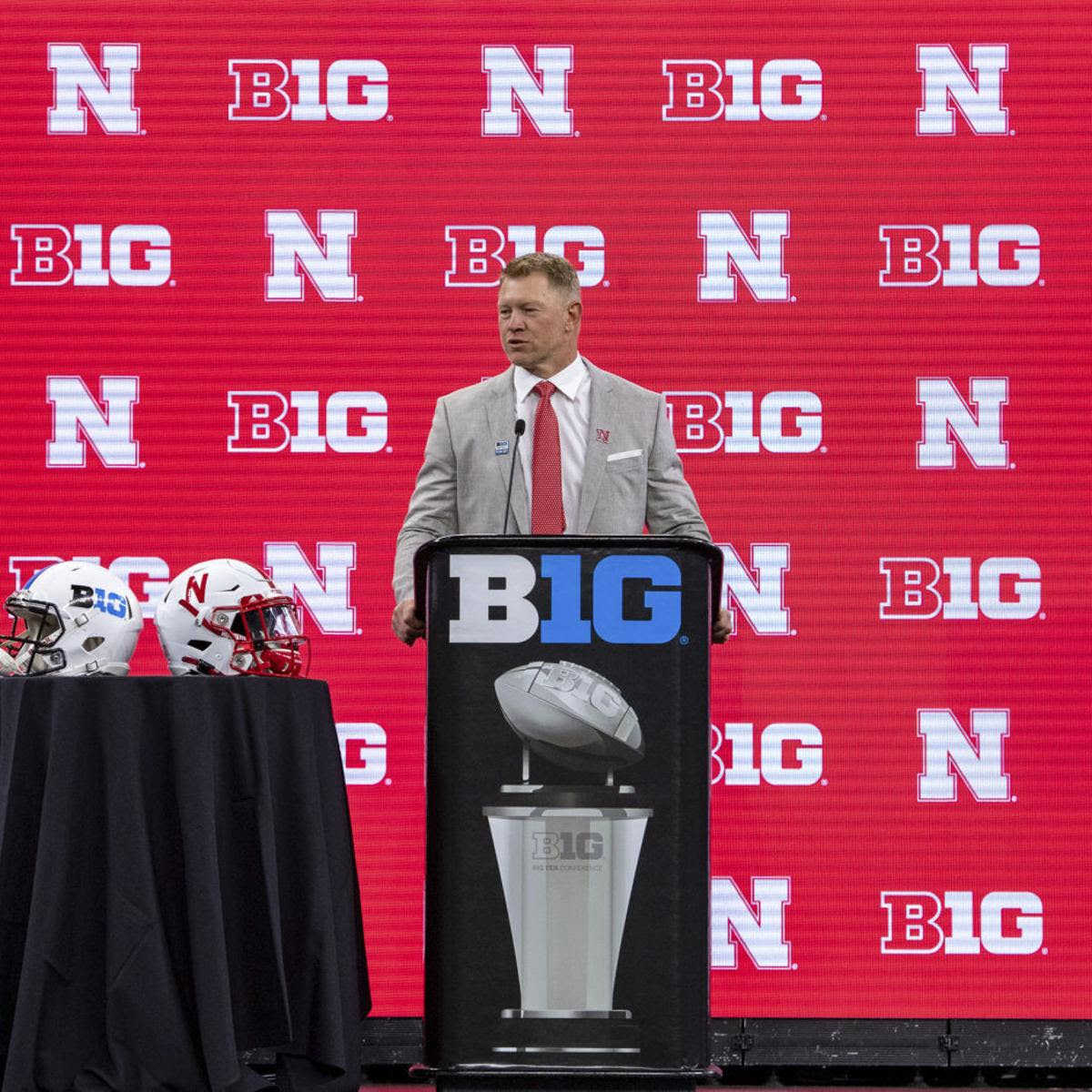 Frost take a bullish stance on Alberts, Martinez, and his team at Big Ten Media Days