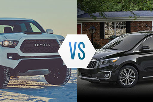 Truck vs Minivan: Which Family Vehicle Should You Choose?