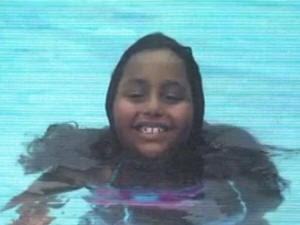 Garota de oito anos morreu após suposto erro de diagnóstico (Foto: Reprodução / TV Tribuna)