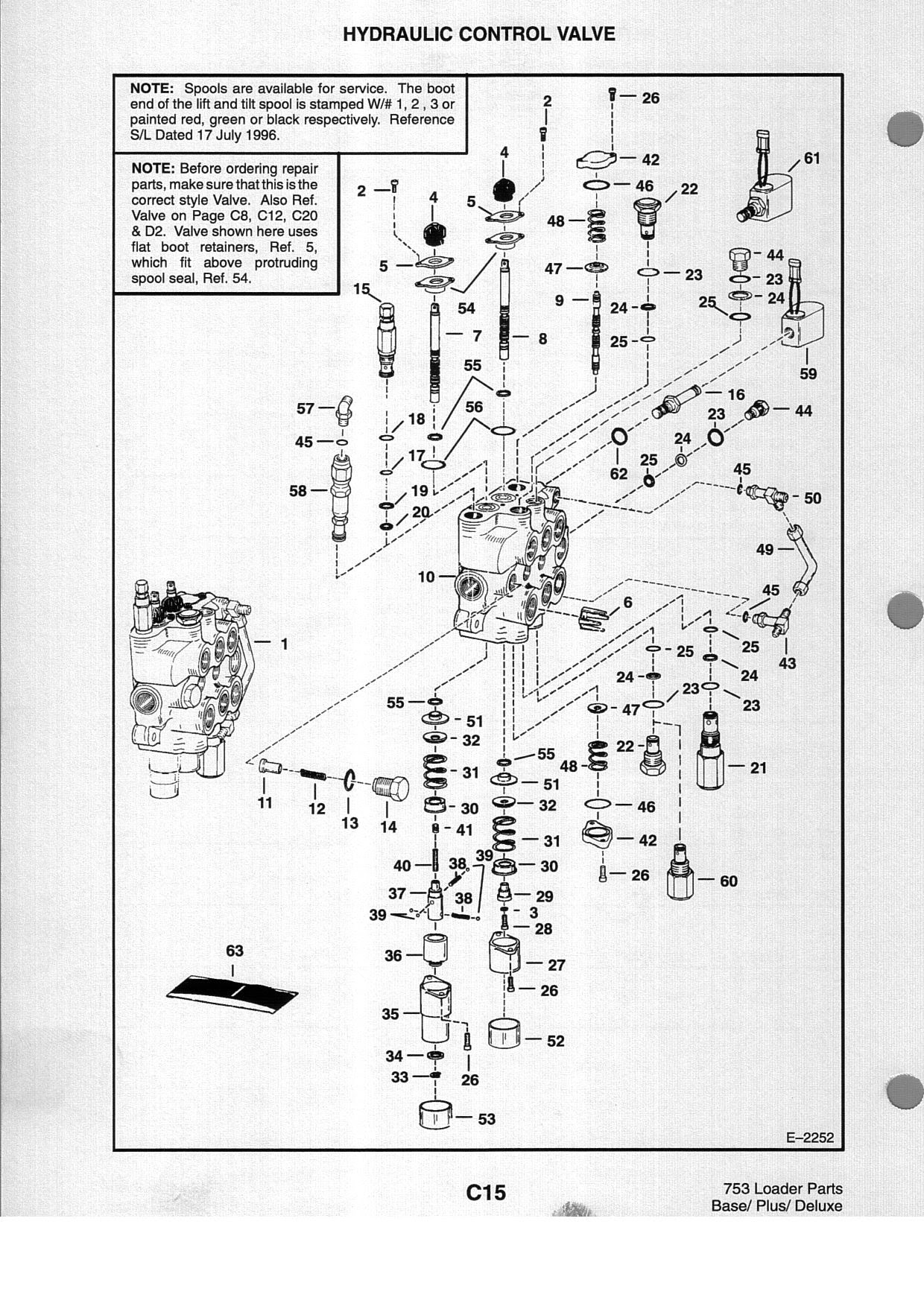 55 New Bobcat 743 Starter Wiring Diagram