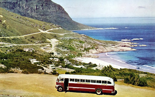 Cape Town like you've never seen it before: 1940 – 1980