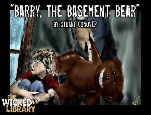 'Barry The Basement Bear' Kicks Off The 7th Season Of 'The Wicked Library'!