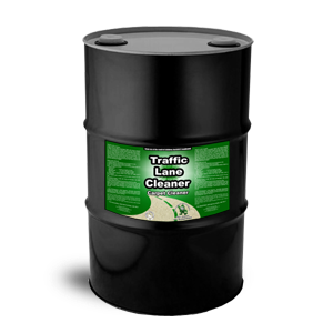 Traffic Lane Cleaner - Non-Toxic Carpet Cleaners 55 Gallon
