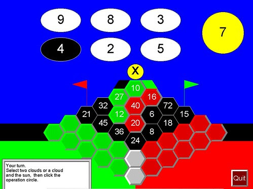 Math GalaxyBridge the Swamp2