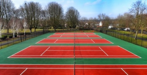 MUGA Construction Specialists in Church Westcote #Sports #Court…