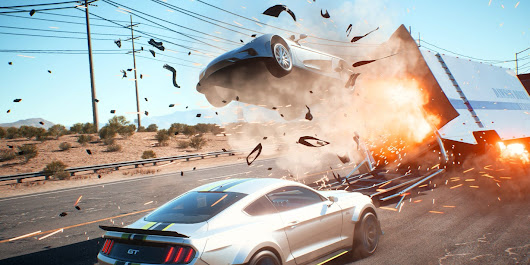 Grinding gears: Need for Speed Payback review | Technobubble