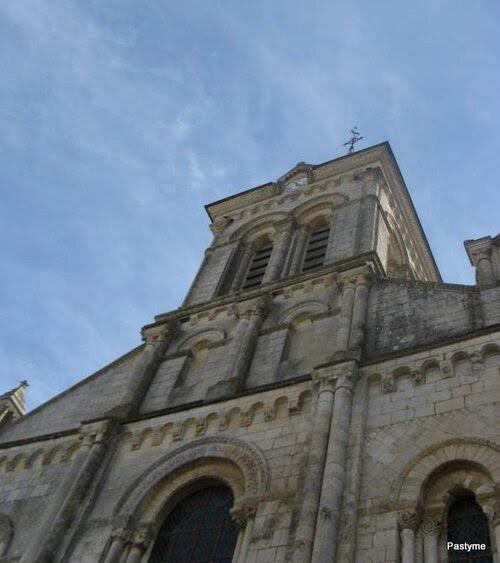 Journées du Patrimoine en Vendée... Nieul sur l'Autise