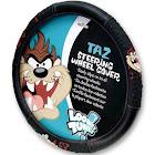 Plasticolor 006453R01 Taz Attitude Steering Wheel Cover