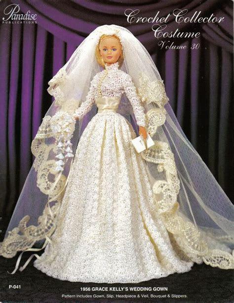 Doll dress patterns, Grace kelly wedding and Fashion dolls