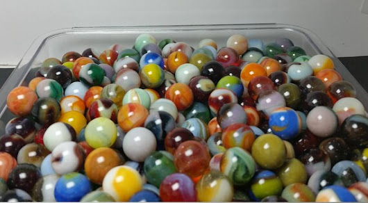 1 Pound Vintage Jabo Mixed Classics - UV/Blacklight Explosion - Gorgeous and Hard to Find