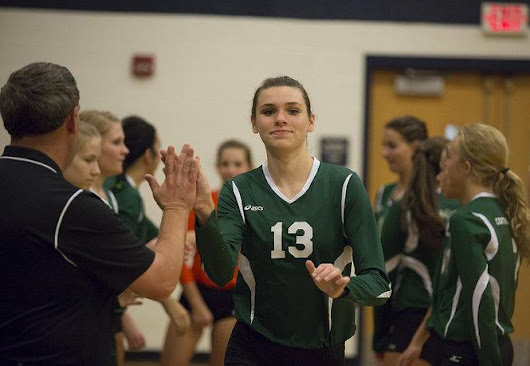 A different spin for a volleyball star: Rachel Aull of Central Dauphin also excels in the field of dance - PennLive.com