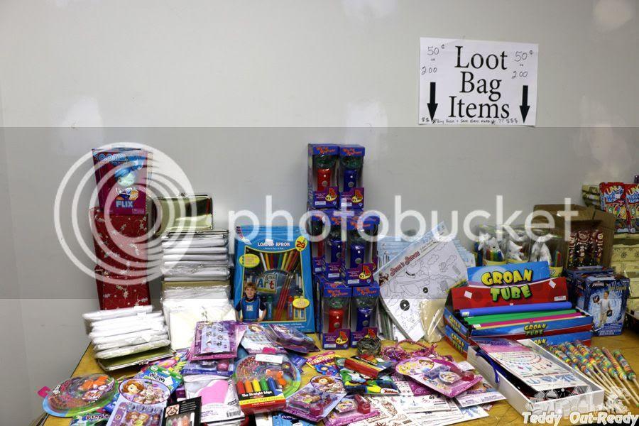 LootBag Items