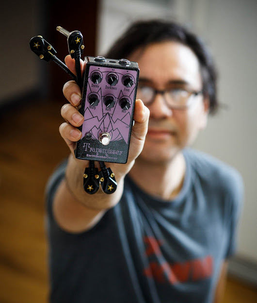 Earthquaker Devices Transmisser Give Away - Effects Bay