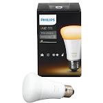 Philips 461004 A19 Hue Ambiance LED Bulb, White Ambiance