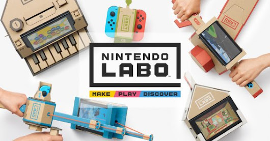 Nintendo LABO - Speciale Switch