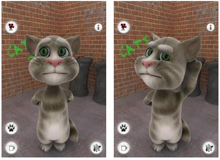 Talking Tom Cat For Iphone Ipad Ipod Touch And Android