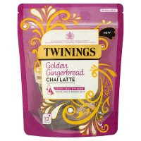 Twinings Golden Gingerbread Chai Latte