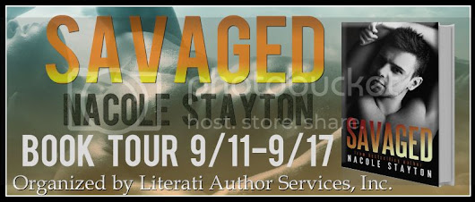 Blog Tour Excerpt, Playlist & Giveaway: Savaged by Nacole Stayton!