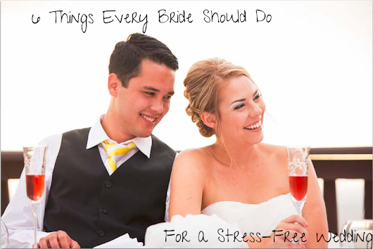 6 Things Every Bride Should Do For a Stress-Free Wedding | Sensibly Stunning Events | Sacramento Affordable Wedding Planning