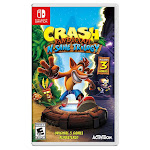 Crash Bandicoot N Sane Trilogy Nintendo Switch Video Game