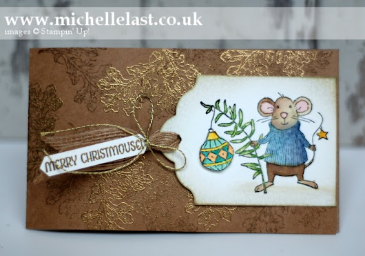 Global Design Project - Merry Mice - with Michelle Last