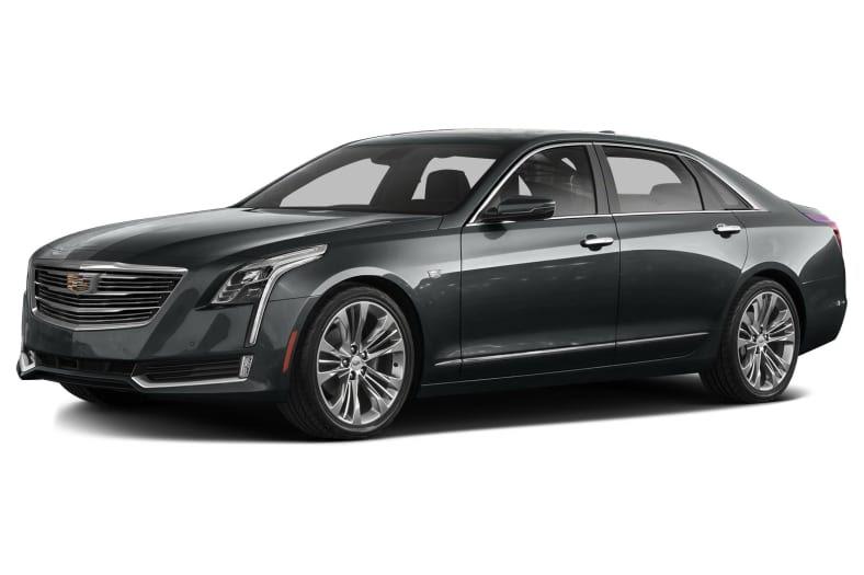 2016 Cadillac CT6 3.0L Twin Turbo Platinum 4dr All-wheel ...