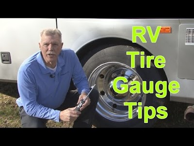 RV Education 101 videos: Tips on Tire Gauges, RV Batteries, Tire Inflation, Carbon Monoxide, Avoiding Accidents & Pre-Trip Checks