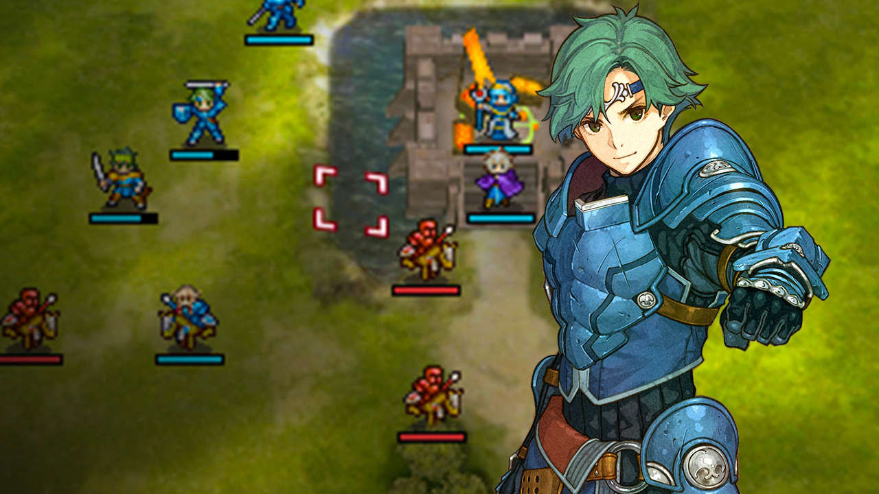 Nintendo Download: Fire Emblem Echoes DLC screenshot