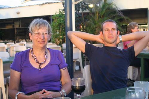 Pam and Hugh